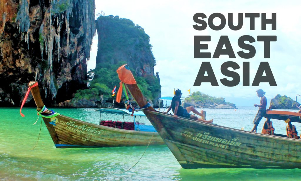 Backpacking Through South East Asia